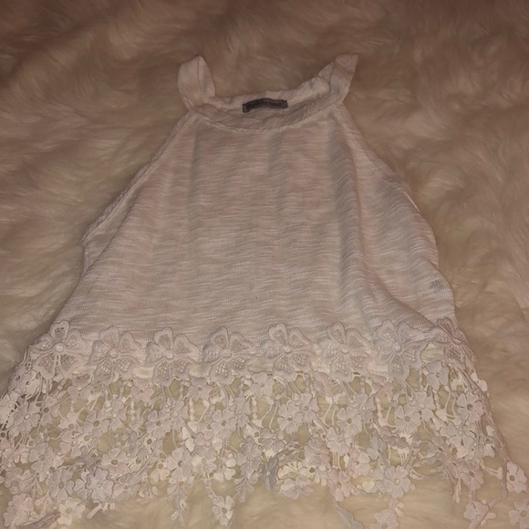 Charlotte Russe Tops - Pretty cover up top